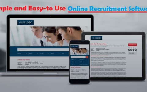 Use software for effortless recruitment